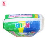 China-Fabrik gedruckter flexibler wasserundurchlässiger Baby-Windel-Beutel