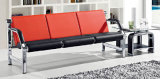 Sofa public A02# d'éponge de présidence de sofa de bureau de bonne qualité de modèle simple en stock 1+1+3