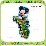 Kundenspezifische Dekoration-Geschenk-permanente Kühlraum-Magnet-Andenken (RC- US)