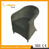Im Freien Garten-Patio-Möbel-Flechtweiden-/Rattan-Lehnsessel-Freizeit, die Stuhl speist