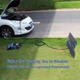 60W Waterproof o carregador solar Emergency Foldable do saco para o curso