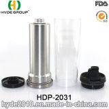 16oz二重壁のかなりステンレス鋼のコーヒー・マグ(HDP-2031)
