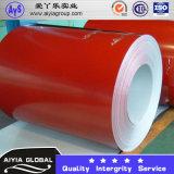 Farbe beschichtete galvanisiertes Stahlring-Blatt Dx51d +Z