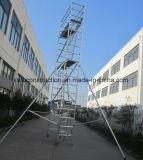 Échafaudage en aluminium approuvé de GV de la CE pour la décoration