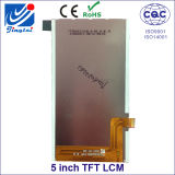 "5.0 ""16.7m Fwvga Mipi Interface TFT LCM"