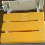 Dobladillo antideslizante de nylon recubierto silla de baño para discapacitados / ancianos