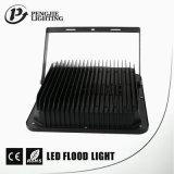 SMD 높은 가벼운 효율성 부식 저항하는 IP65 까만 LED Floodlighting 정착물