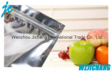 Bolsos Ziplock del papel de aluminio de la categoría alimenticia para el envasado de alimentos