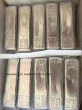 إنديوم 99.995% في معدن نادر معياريّة قطعة غليظة سبيكة