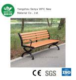 장기 사용 시간 WPC 공원 의자