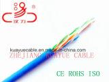 Cable del ordenador del cable de la red de Cm/Cmr Lancable Utpcat6