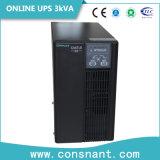 UPS em linha Output 1-20kVA da fase monofásica de 220VAC 50/60Hz