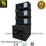 Línea accionada sistema del compacto Vr10&S15 del arsenal para las soluciones de alta calidad de los sonidos