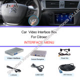 Automobile Android Navigaiton Interface per Citroen 2014 C4, C5, C3-Xr (MRN System) con Live Map, Touch Navigation