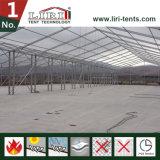 40m X 100m de Duidelijke Tent van de Spanwijdte/de Tent van de Hangaar met 5m ZijHoogte voor Handel tonen in India