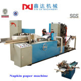 Tissue automatique Paper Embossed Folding Napkin Machines pour Manufacturing