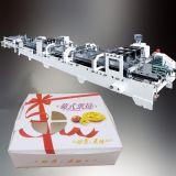 Machine de découpage de papier à grande vitesse de boîte en carton d'exécution facile (QH-SLJ)