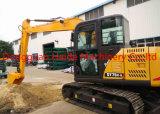 Reach longo Boom e Arm para Sy75 Excavator