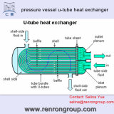 C-17 industriale del condensatore dello smalto dello scambiatore di calore della Re-Caldaia
