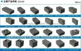 Hoher leistungsfähiger völlig Automatisierungs-Kleber-Ziegelstein-Block, der Maschinerie-Gerät und Produktionszweig bildet