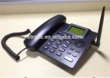 Teléfono sin hilos fijo del G/M de la mesa con lenguaje multi y la antena de radio de FM TNC