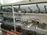 Máquina manual del lacre de impulso con la carrocería y el cortador de aluminio