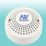 Detector de humos del alto fuego de dos hilos de la sensibilidad de Asenware
