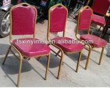 Cadeira moderna do banquete do hotel do ferro do preço de fábrica