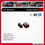Lighthead (LTDG31B)를 경고하는 지상 설치 LED
