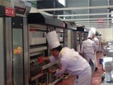 3-Deck 9-Tray Luxurious Oven, Pizza Oven, Bakery Equipment (CER)