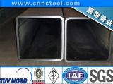 tube de grand dos d'acier du carbone de 100X100mm pour le matériau de construction en métal