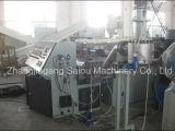 Kraft-Zufuhr HDPE Flocken, die Maschine pelletisieren