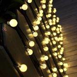 공장 가격을%s 가진 라운드 볼 LED 크리스마스 끈 빛