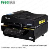Freesub 3D Mult-Function Vacuum Sublimation da imprensa do calor da máquina