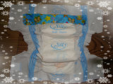 Usine remplaçable de couche-culotte de bébé de paquet économique dans Fujian Chine