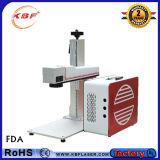 machine portative de borne de laser de la fibre 20With30With50W pour des cadeaux