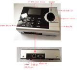 De biometrische Opkomst van de Tijd van de Vingerafdruk met de Lezer van de Kaart MIFARE (3000TC/MF)