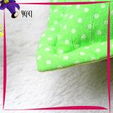 100%年の綿は絹によって満たされた旅行ベッドボディ装飾的な子供の枕を印刷した