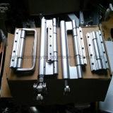 Schalldichte Heat-Insulated energiesparende Bi-Faltende Aluminiumtür