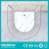 Двойные двери двери Hinger круговые продавая просто приложение ливня (SE713C)