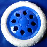 Rodas de plástico EVA Foam Wheels para carrinho de compras Trolley Bicycle