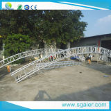400*600mm Aluminum Arch Roof Truss с TUV и Ce