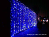Outdoor LED Waterfall Light Christmas Holiday Icicle Light Décoration