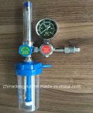 Медицинский регулятор давления Oxygen Regulator с Flowmeter для Oxygen Cylinder Medical Equipment
