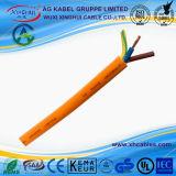 전원 고품질 뜨거운 판매 뿌르 나선형 케이블 EPR / PUR H07BQ-F H05BQ-F 케이블 (H07 / 05BQ-F 케이블)