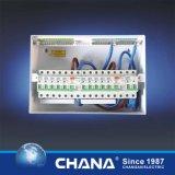 Tipo electrónico RCBO (RCCB de la serie de TM con la protección de la sobreintensidad de corriente) con el certificado IEC61009-1