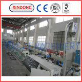 PVC二重管のExtusionライン
