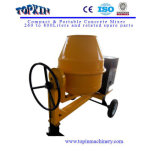De hete Mixer van het Cement van 400 Liter van de Machines van de Bouw van de Verkoop Beweegbare