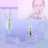 20 410 Cierre de plástico bomba de dosificación nasal 0,12 ml médico con la botella