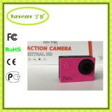 セリウムRoHSのWiFi H. 264 60fps完全なHD 1080Pの小型スポーツのカメラDVR